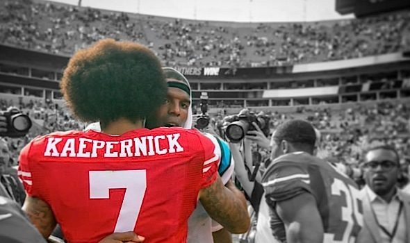 Cam Newton Addresses Colin Kaepernick Protest: We all have to do better and be held accountable for our actions.