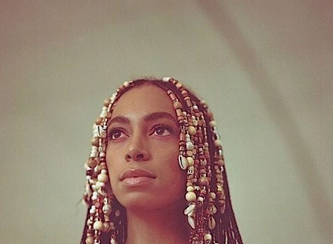 Solange Knowles Serves Braid Envy, The Weeknd Cuts His Locs, Ciara Rocks Cavalli + Ayesha Curry, Lil Kim, Jay Electronica