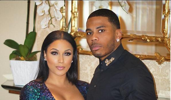 False Alarm! Nelly Did NOT Propose To Girlfriend Shantel Jackson [Photos]
