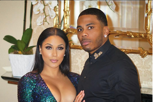 False Alarm! Nelly Did NOT Propose To Girlfriend Shantel Jackson [Photos]