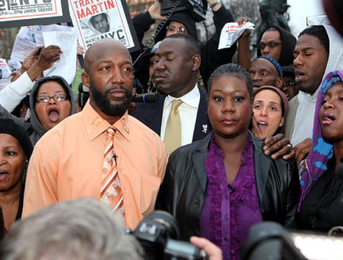 Trayvon Martin's Parents Writing Memoir