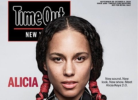 Alicia Keys On Fighting Racism: You have to be afraid to be killed just because you're black!