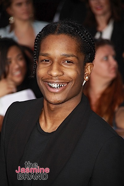 A$AP Rocky Says Women Should Take Him Shopping – I'm A Bad B*tch