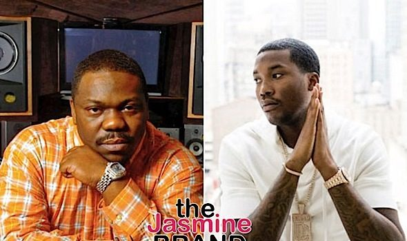 Meek Mill's Friend Confirms Beanie Sigel Got Knocked Out [VIDEO]