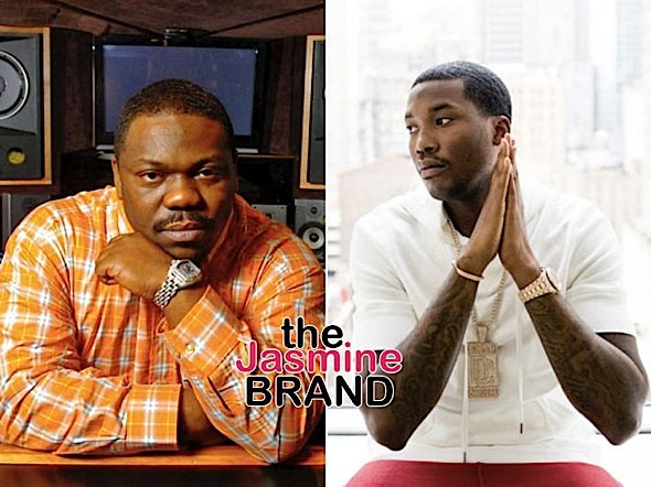 Beani Sigel, Meek Mill