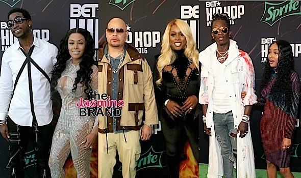 BET Hip Hop Awards: Gucci Mane, Fat Joe, Remy Ma, Young Thug, T.I., Jeezy, Cardi B, Snoop, OT Genasis