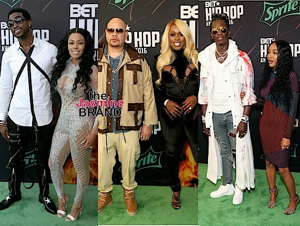 BET Hip Hop Awards: Gucci Mane, Fat Joe, Remy Ma, Young Thug, T.I., Jeezy, Cardi B, Snoop, OT Genasis