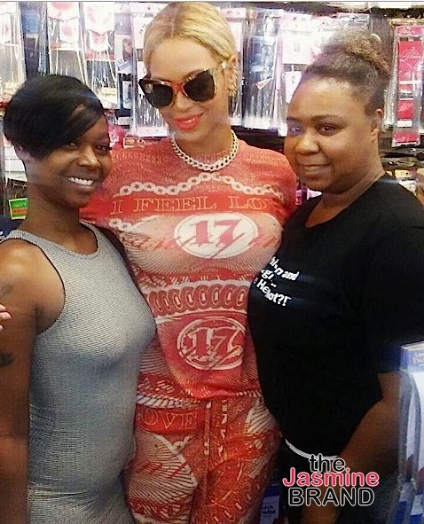 Beyonce & Mama Tina Hit H-Town Beauty Supply, Nelly Sparks Engagement Rumors + Kelis, Nas, Drake, Cam'ron, Dame Dash, Kylie Jenner