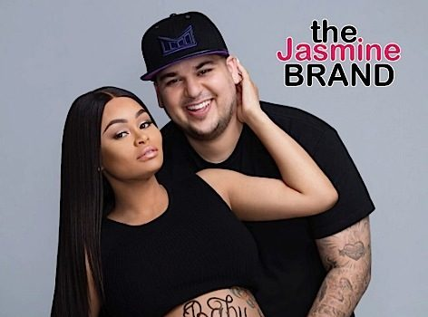 Blac Chyna & Rob Kardashian Are Having A Girl! [VIDEO]