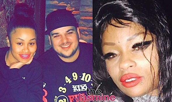 Blac Chyna's Mom Calls Rob Kardashian Emotionally Disturbed & Insecure + Insists They'll Reconcile