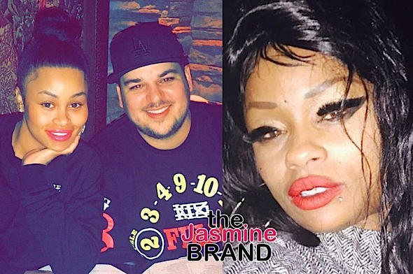 Here's Why Blac Chyna Wasn't Invited To Baby Shower + Blac Chyna's Mom 'Disappointed' in Rob Kardashian