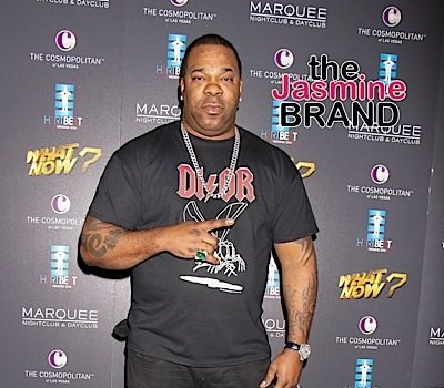 Busta Rhymes Escorted From London Flight, Accused Of Verbally Assaulting Female Passenger