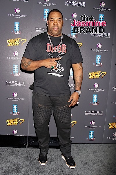 EXCLUSIVE: Busta Rhymes Settles Legal Battle With Ex Driver