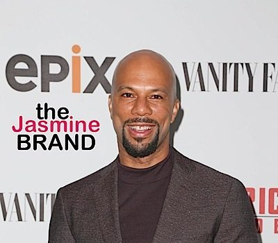 Common To Star In Starz Series 'Black Samurai'
