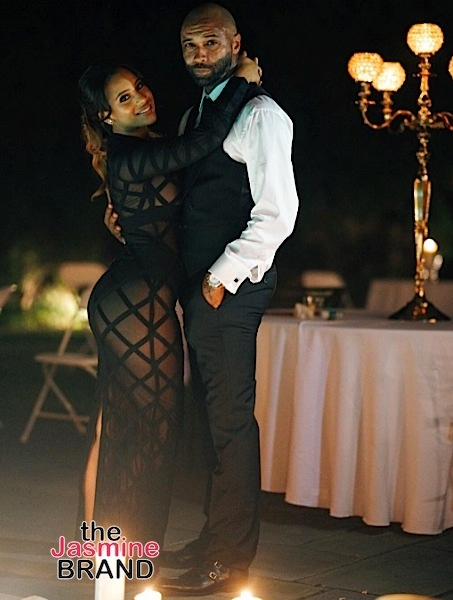 Rapper Joe Budden & Reality Star Cyn Santana Confirm Their Sweet Relationship [Photos]