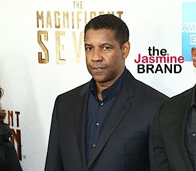 Denzel Washington Checks Fan Who Invades Personal Space Asking For A Photo