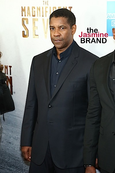 Denzel Washington Spotted Acting As Barrier During An Alleged Arrest Of Homeless Man [VIDEO]