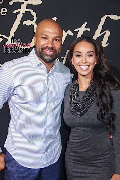 Are Gloria Govan & Derek Fisher Having A Baby? [Ovary Hustlin']