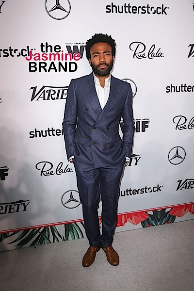 "Donald Glover In The Running For ""Willie Wonka & The Chocolate Factory"" Prequel"