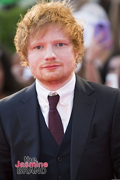 (EXCLUSIVE) Ed Sheeran Blames $20 Million Lawsuit Over Plaintiff's Failed Music Career