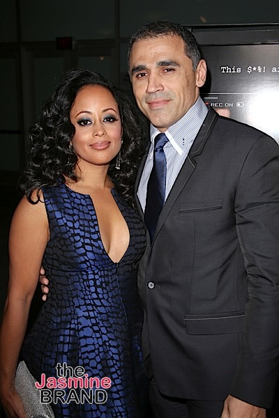 "01/03/2013 - Essence Atkins and husband Jaime Mendez - ""A Haunted House"" Los Angeles Premiere - Arrivals - ArcLight Hollywood - Hollywood, CA, USA - Keywords: Open Road Premiere of ""A Haunted House"" Ghost Movie Orientation: Portrait Face Count: 1 - False - Photo Credit: Andrew Evans / PR Photos - Contact (1-866-551-7827) - Portrait Face Count: 1"