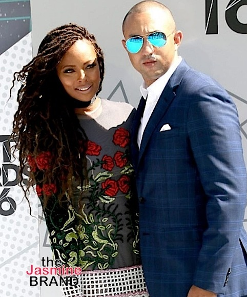 Eva Marcille's Boyfriend: Showing Love to LGBT Community Doesn't Make Me Gay