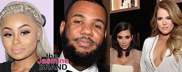 Blac Chyna, The Game, Kim & Khloe Kardashian