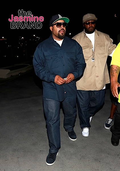 Ice Cube's BIG3 League Threatened w/ $250 Million Lawsuit