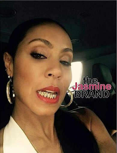 Jada Pinkett-Smith Gets Iced Out Grillz, Baby Future's 1st Day of School + Chris Brown Rocks 'This B*tch Lyin' Tee