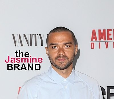 Jesse Williams – Former 'Grey's Anatomy' Star's Husband Accuses Actor Of 'Manipulating Women' & Trying To 'Destroy' His Family