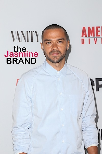 Jesse Williams Chastises Fan For Taking Photo W/Out His Permission