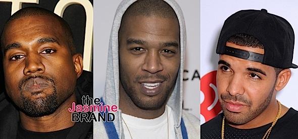 Kanye West, Kid Cudi, Drake