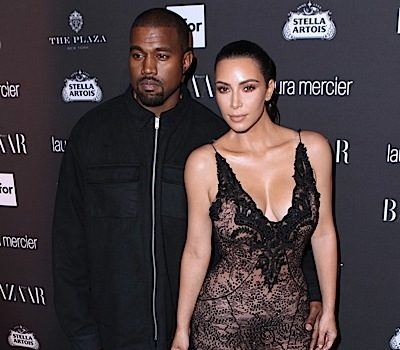 Kanye & Kim Kardashian Celebrate 5th Wedding Anniversary, Amid Reports They Spend $1 Million In Childcare Per Year