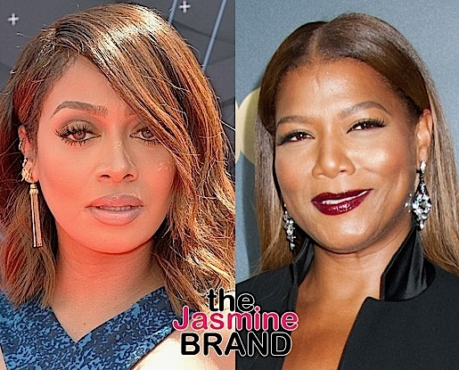 Lala Anthony's 'Love Playbook' Is Being Turned Into A Movie, Queen Latifah to Co-Produce