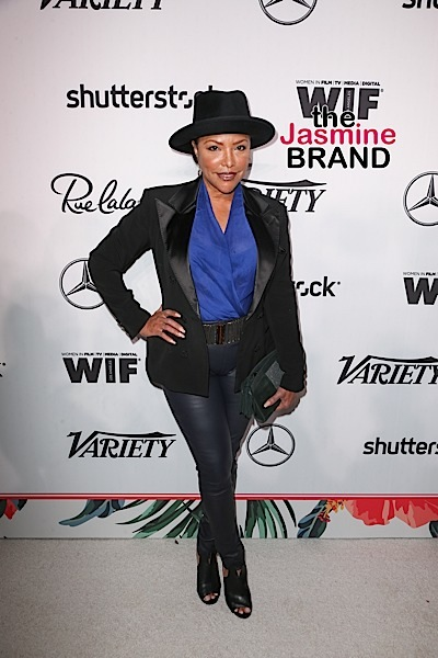 09/16/2016 - Lynn Whitfield - Variety and Women in Film Host Pre-68th Annual Primetime Emmy Awards Celebration - Arrivals - Gracias Madre, 8905 Melrose Avenue - West Hollywood, CA, USA - Keywords: Vertical, WIF, Annual Event, Emmys, Party, Social Event, People, Person, Television Show, Photography, Portrait, Arts Culture and Entertainment, Arriving, Attending, Celebrity, Celebrities, 2016 Primetime Emmy Awards, 68th Primetime Emmy Awards, Media, Digital, Film Industry, Los Angeles, California Orientation: Portrait Face Count: 1 - False - Photo Credit: PRPhotos.com - Contact (1-866-551-7827) - Portrait Face Count: 1