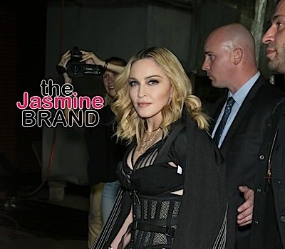 Madonna Has A Breakdown After Falling Off A Chair During Performance Amid Knee Injury