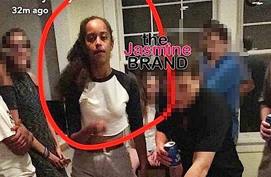 Malia Obama Plays Beer Pong [Photo]