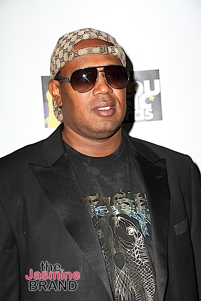 EXCLUSIVE: Master P Files Lawsuit Against Weed Company For Selling Products W/ His Name