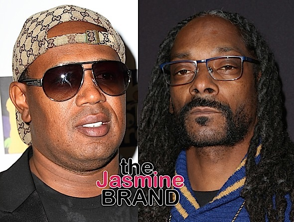 (EXCLUSIVE) Master P Legal Battle Over Snoop Dismissed