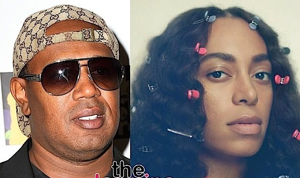 Solange Knowles Tapped Master P To Narrate New Album: He just talked from the heart.