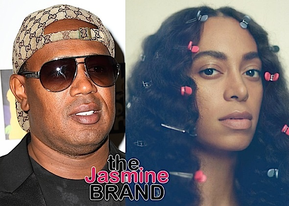 Solange Knowles Tapped Master P To Narrate New Album