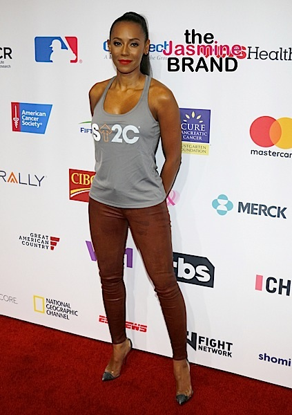 Hollywood Unites For The 5th Biennial Stand Up To Cancer (SU2C) - Arrivals