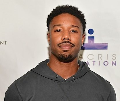 Michael B. Jordan Denies Rumors That He Only Likes White Women: It's Not A Lot of Black Women In Italy