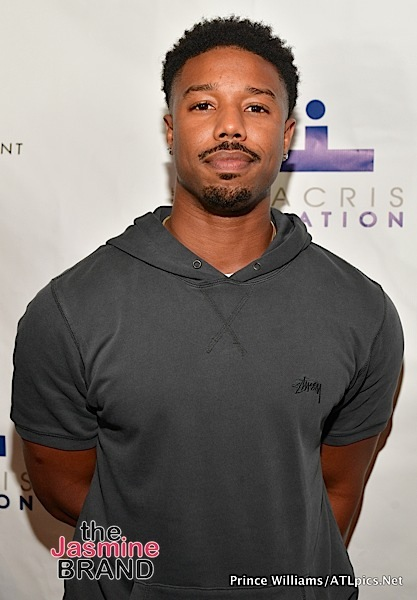 Michael B. Jordan Clarifies Living With His Parents