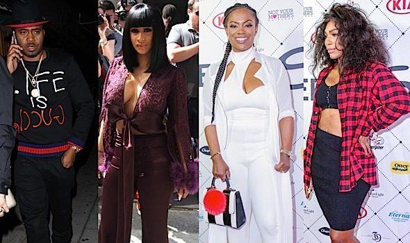 Nas Celebrates B-Day in Weho, KimYe Leave Air BNB Pad, Keesha Sharp Hits 'Lethal Weapon' Premiere + Cardi B, Kandi Burruss & Serena Williams At NYFW [Photos]