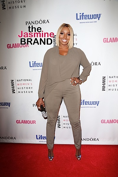 NeNe Leakes Talks Plastic Surgery: My nose was bigger, I got it fixed.