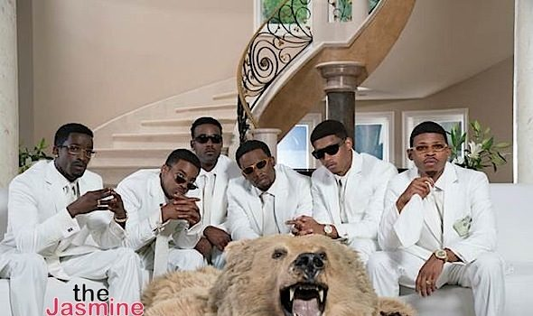 """1st Look! """"The New Edition Story"""" Teaser [VIDEO]"""