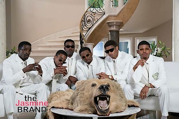 "1st Look! ""The New Edition Story"" Teaser [VIDEO]"