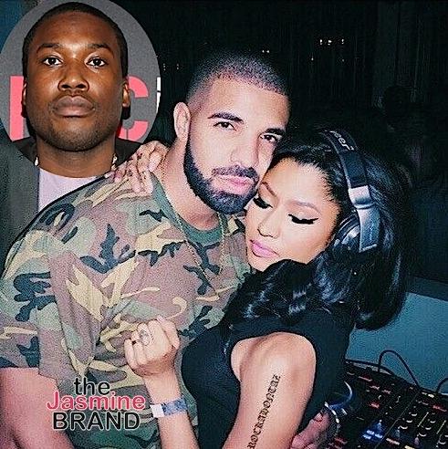 Beanie Sigel Thinks Nicki Minaj Had Sex With Drake: That's why Meek Mill is mad!