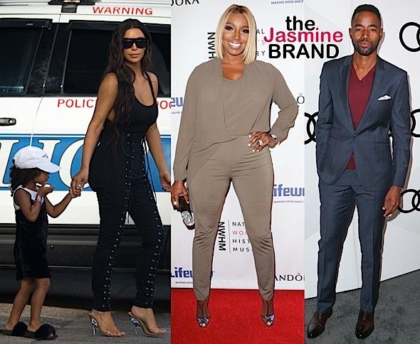 Celebrity Stalking: North West & Kim Kardashian, NeNe Leakes, Jay Ellis, Garcelle Beauvais, Yara Shahidi + Kris Jenner & Corey Gamble